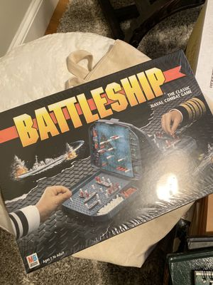 Vintage 1998 Battleship Board Game - NEW for Sale in Reading, MA