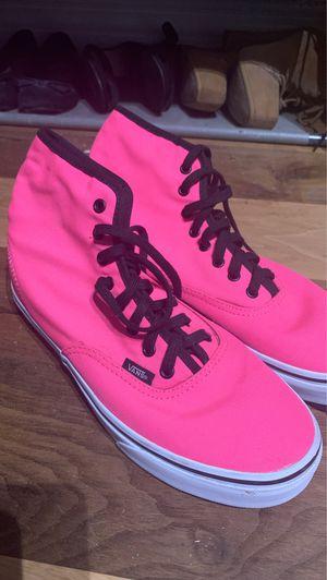 Vans shoes men's 7.5 women's 9 for Sale in Cerritos, CA