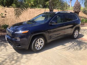 2015 Jeep Cherokee Latitude for Sale in Fallbrook, CA