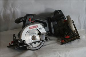 Craftsman 19.2v Trim Saws (2x) for Sale in Hillsboro, OR