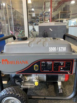 Milbank generator for Sale in Houston, TX