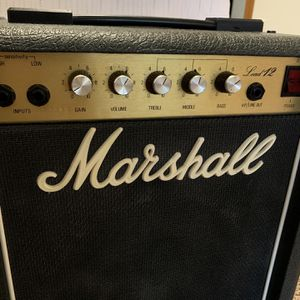 Marshall Lead 12 Guitar Amp for Sale in Vancouver, WA