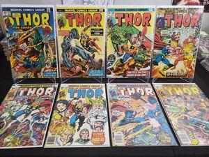 Thor Comic Lot for Sale in Marietta, GA