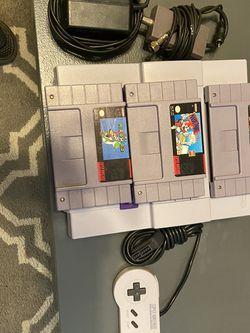 Súper Nintendo Game for Sale in San Antonio,  TX