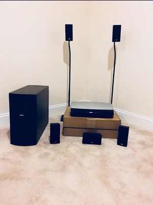 Bose lifestyle media surround system for Sale in Cary, NC