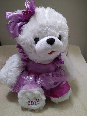 Plush teddy bear for Sale in Peoria, AZ