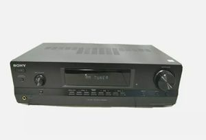 Sony Receiver, # STR-DH130, AM/FM Stereo, 2 Channel, 200 Watt Receiver, No Remote Control for Sale in Tampa, FL