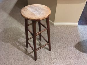 Wooden Stool for Sale for Sale in Windermere, FL