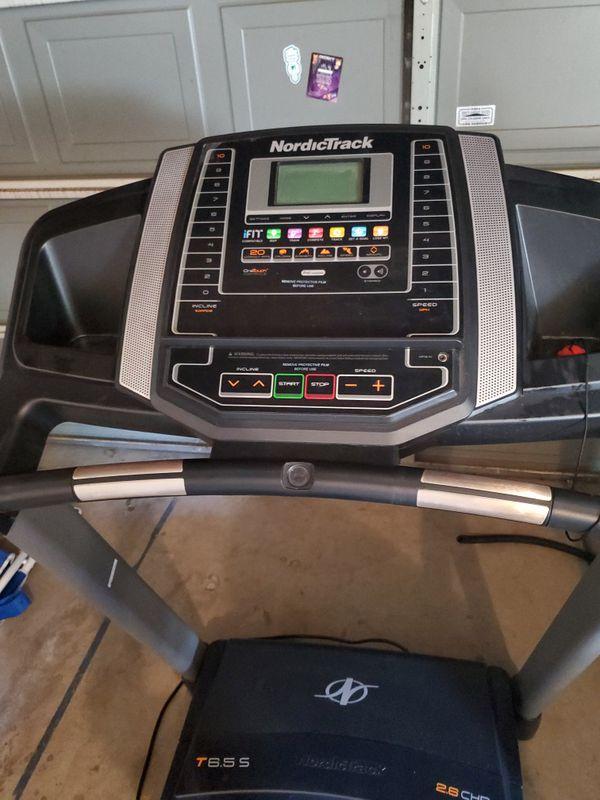 Treadmill Nordictrack T6.5S 2.6 CHP