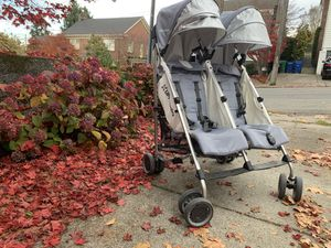 Uppababy double stroller excellent condition for Sale in Seattle, WA