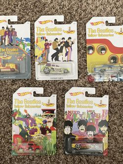 The Beatles Yellow Submarine Collectable Hot Wheels for Sale in Kent,  WA