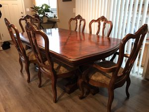 Ethan Allen Tuscany Verona dining set for Sale in Olympia, WA