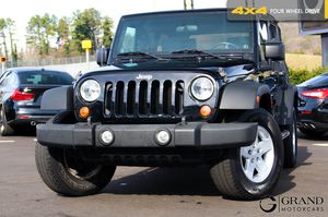 2008 Jeep Wrangler for Sale in Marietta, GA