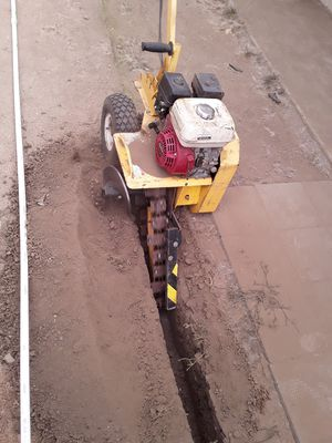 Sprinkler trenching for DIY for Sale in Los Angeles, CA