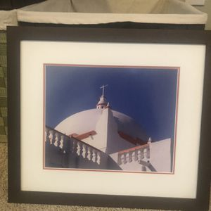 Framed Art Photo Of Church for Sale in Portland, OR