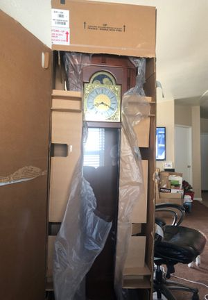Howard Miller grandfather clock for Sale in Anaheim, CA