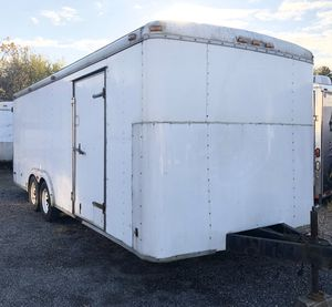 8x20 Pace Enclosed Cargo Trailer for Sale in Bedford, OH
