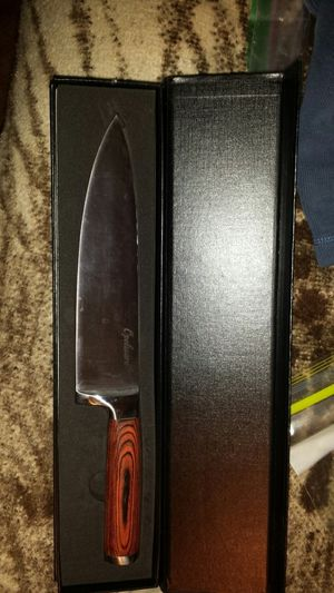 Opelware premium chef knife. for Sale in Raymond, WA