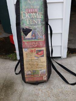 6 Person Dome Tent for Sale in Norfolk,  VA