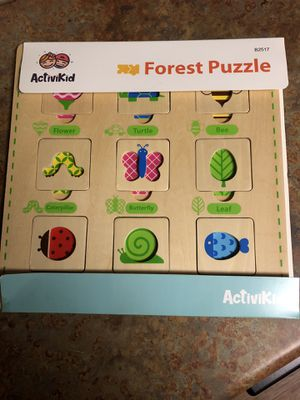 Forest Education Puzzle for Sale in Houston, TX