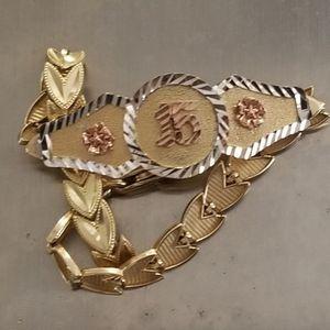 Gold Bracelet for Sale in Hemet, CA