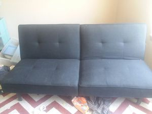 Black Futon for Sale in Imperial, MO