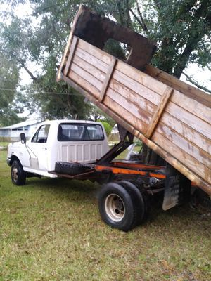 1988 Ford F450 Super Duty Dump Truck for Sale in Mulberry, FL