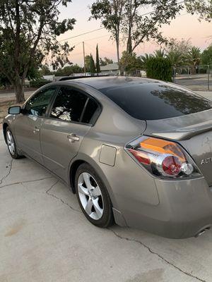 2008 Nissan Altima v6 for Sale in Hesperia, CA