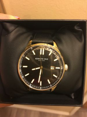 New Authentic Kenneth Cole Man's Watch for Sale in Norwalk, CA