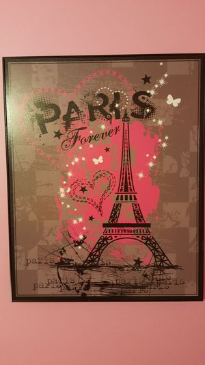 Paris Room Decor for Sale in Columbus, OH