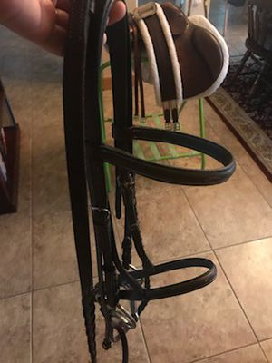 English Riding Bridle for Sale for sale  Katy, TX
