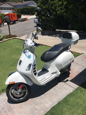 2012 Vespa GTS 300ie for Sale in San Diego, CA