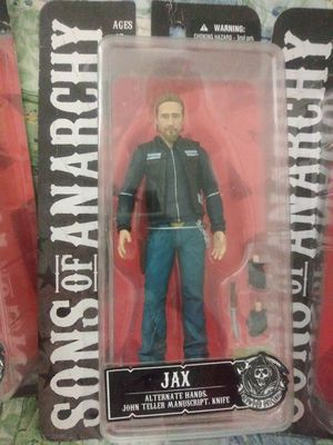 Sons of Anarchy set of 4 action figures for Sale in Scottsdale, AZ