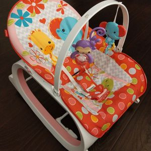 Fisher-Price Infant-to-Toddler Rocker for Sale in Houston, TX