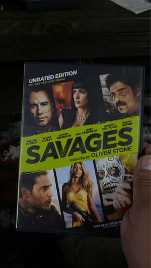 Savages DVD for Sale in Bellflower, CA