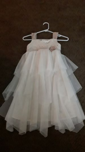 Flower Girl Party Dress Size 10 for Sale in Fresno, CA