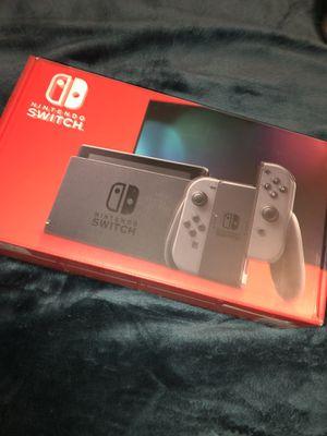 Nintendo switch gray for Sale in Richmond, CA