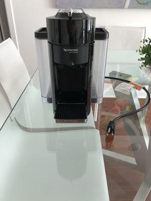 Nespresso Vertuoline Black for Sale in Miami, FL