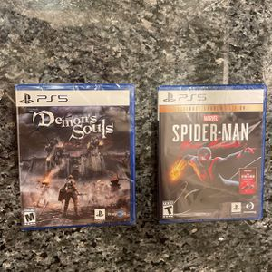 PlayStation 5 Games for Sale in Palmdale, CA