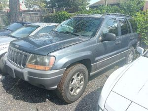2001 Jeep Grand Cherokee $1500 obo for Sale in District Heights, MD