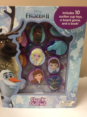 Frozen II Book for Sale in Mooresville, NC