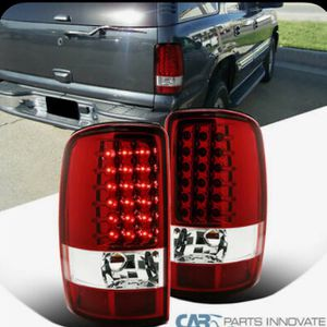 Chevy Tahoe 00-06 New Led Taillights for Sale in Fresno, CA