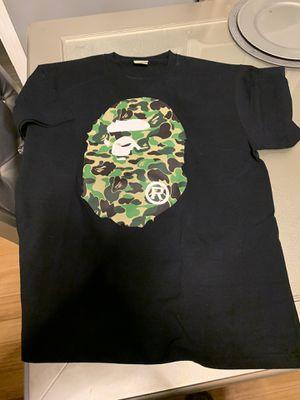 Never Worn 2XL Bape Shirt for Sale in San Mateo, CA