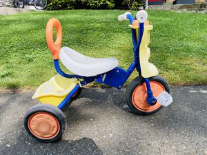 Fisher-Price Rock a Stack Kids' Tricycle for Sale in Lynnwood, WA