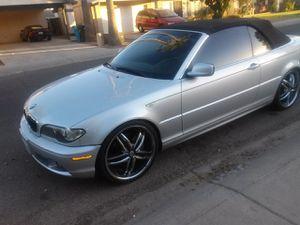 BMW 330 ci convertible for Sale in Phoenix, AZ