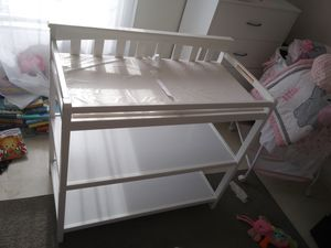 Baby changing table for Sale in Buffalo, NY