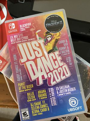 Just dance switch 💃 for Sale in Fresno, CA