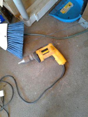 Dewalt electric drill for Sale in Tacoma, WA