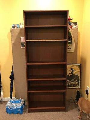 IKEA Brown Bookshelf w/ Adjustable Shelves for Sale in Washington, DC