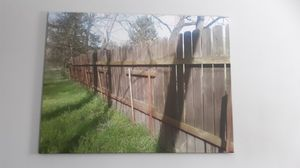 """Rustic Farmhouse Canvas Print 40""""×30"""". Excellent condition. Smoke free one. Moving & more to come. for Sale in Festus, MO"""